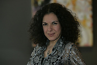 Montreal (Qc) CANADA - 2011 File Photo -<br /> - Nabila Ben Youssef, actress and comic