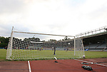 05 September 2008: The United States Men's National Team held a training session at Estadio Nacional de Futbol Pedro Marrero in Havana, Cuba in preparation for their 2010 FIFA World Cup Qualifier against Cuba the next day.