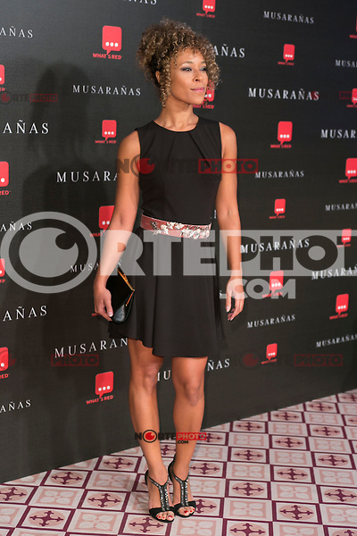 "Mary Ruiz attend the Premiere of the movie ""Musaranas"" in Madrid, Spain. December 17, 2014. (ALTERPHOTOS/Carlos Dafonte) /NortePhoto /NortePhoto.com"