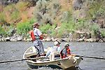 7/16/14 Fishermen & Women Upper Colorado River - Rancho Del Rio to State Bridge