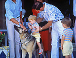 PRINCE HARRY_30 years on<br /> Princess Diana and Prince Charles with Prince Harry On Holiday, Marivent Palace, Majorca. SPAIN - AUGUST 1986 <br /> Prince Harry celebrates his 30th birthday on the 15th of September 2014<br /> Mandatory Photo Credit: &copy;Dias/NEWSPIX INTERNATIONAL<br /> <br /> Mandatory credit photo:NEWSPIX INTERNATIONAL(Failure to credit will incur a surcharge of 100% of reproduction fees)<br /> <br /> **ALL FEES PAYABLE TO: &quot;NEWSPIX INTERNATIONAL&quot;**<br /> <br /> Newspix International, 31 Chinnery Hill, Bishop's Stortford, ENGLAND CM23 3PS<br /> Tel:+441279 324672<br /> Fax: +441279656877<br /> Mobile:  07775681153<br /> e-mail: info@newspixinternational.co.uk