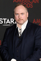 """LOS ANGELES - MAR 5:  Christopher J. Byrne at the """"American Gods"""" Season 2 Premiere at the Theatre at Ace Hotel on March 5, 2019 in Los Angeles, CA"""