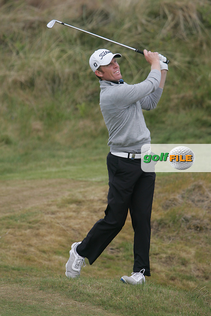 Andrew DODT (AUS) during round 3 of the 2015 Dubai Duty Free Irish Open hosted by the Rory Foundation, Royal County Down Golf Club, Newcastle Co Down, Northern Ireland. 30/05/2015<br /> Picture TJ Caffrey, www.golffile.ie