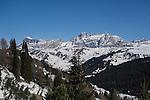 Canazei, Dolomites, Italy, Europe 2014,