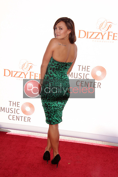 Briana Evigan<br /> at the 3rd Annual Celebration of Dance Gala presented by the Dizzy Feet Foundation, Dorothy Chandler Pavilion, Los Angeles, CA 07-27-13<br /> David Edwards/Dailyceleb.com 818-249-4998