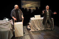 Shining City presented by Upstream Theatre at Kranzberg Arts Center in St. Louis, MO on Jan 28, 2016.