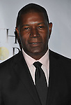 BEVERLY HILLS, CA. - October 18: Dennis Haysbert arrives at the First Annual Noble Humanitarian Awards at The Beverly Hilton Hotel on October 18, 2009 in Beverly Hills, California.