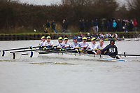 Crew: 20   WInt8+   Queens University Belfast (V White)<br /> <br /> BUCS Head 2019 - Sunday<br /> <br /> To purchase this photo, or to see pricing information for Prints and Downloads, click the blue 'Add to Cart' button at the top-right of the page.