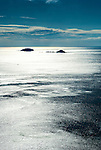 Tiny islands off the coast of Croatia near Dubrovnik.