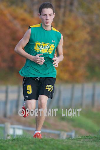 CHS sophomore Liam Laite.