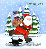 Kate, CHRISTMAS SANTA, SNOWMAN, WEIHNACHTSMÄNNER, SCHNEEMÄNNER, PAPÁ NOEL, MUÑECOS DE NIEVE, paintings+++++Christmas page 2 22,GBKM499,#x#