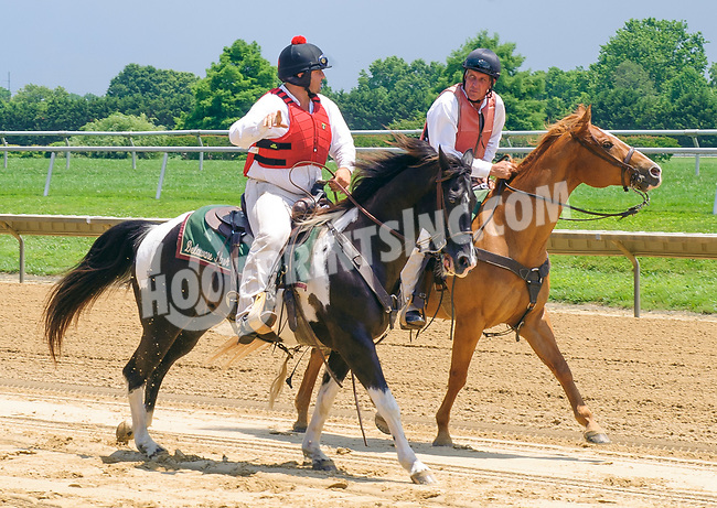 Willie & Lance at Delaware Park on 6/21/17