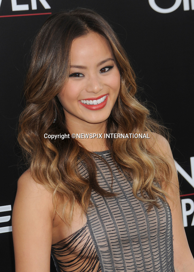 "Jamie Chung.arrives at the Los Angeles Premiere of ""The Hangover Part II"" at the Grauman's Chinese Theatre on May 19, 2011 in Hollywood, California. .Mandatory Photo Credit: ©Crosby/Newspix International..**ALL FEES PAYABLE TO: ""NEWSPIX INTERNATIONAL""**..PHOTO CREDIT MANDATORY!!: NEWSPIX INTERNATIONAL(Failure to credit will incur a surcharge of 100% of reproduction fees)..IMMEDIATE CONFIRMATION OF USAGE REQUIRED:.Newspix International, 31 Chinnery Hill, Bishop's Stortford, ENGLAND CM23 3PS.Tel:+441279 324672  ; Fax: +441279656877.Mobile:  0777568 1153.e-mail: info@newspixinternational.co.uk"