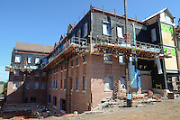 2012 09-21 CCSU New Academic / Office Building Construction Progress Photos | 12th Progress Shoot