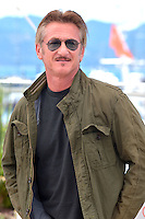 "Sean Penn attends the ""The Last Face"" Photocall during the 69th Annual International Cannes Film Festival in Cannes, France, 20th May 2016. Photo Credit: Timm/face to face/AdMedia"