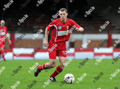 11-10-30 / Voetbal / seizoen 2011-2012 / Lyra / Werner Ooms..Foto: Mpics