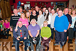 70th Birthday : Patsy O'Connor, Asdee, seated left, celebrating his 70th birthday with family & friends at Jack J's Bar, Asdee on Saturday night last.
