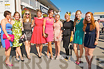 Ladies Day Listowel Races : Pictured at Ladies Day in Listowel ofn Friday last were Aine O'Connor, Joanne Crowley, Caroline O'Mahony, Deidre Lawlor, Sinead Mackessy, Stacey Reidy, Noelle Cregan, Aisling O'Mahony & Jessica Irwin all from Tralee.