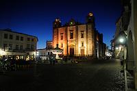 Praça do Giraldo, Evora.