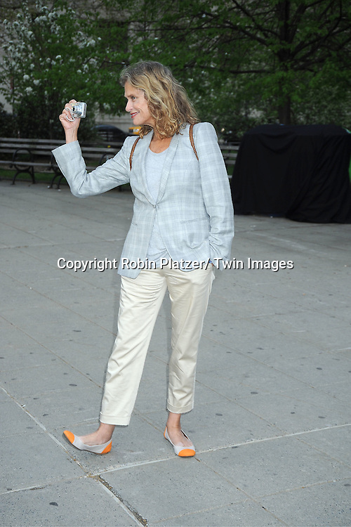 Lauren Hutton attending at The Vanity Fair Tribeca Film Festival Party on .April 27, 2011 at The State Supreme Courthouse in New York City.