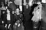Blitz Club Covent Garden London 1980.<br />