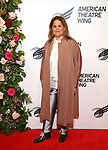 Anna Deavere Smith attends The American Theatre Wing's 2019 Gala at Cipriani 42nd Street on September 16, 2019 in New York City.