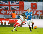 James Tavernier and Diego Demme