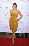 HOLLYWOOD, CA. - April 27: Teri Hatcher arrives at Eva Longoria Parker's Fragrance Launch Event at Beso on April 27, 2010 in Hollywood, California.