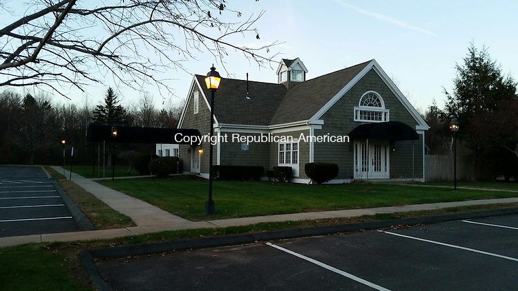 SOUTHBURY, CT: 17 Nov. 2015:111715BB02: SOUTHBURY ---- The adult day care in Building 3 at 900 Main St. South is wants approval to become a child daycare center. Bill Bittar Republican-American