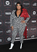 07 February 2019 - Los Angeles, California - Lizzo. 2019 Warner Music Group Pre-Grammy Celebration held at Nomad Hotel. Photo Credit: Birdie Thompson/AdMedia
