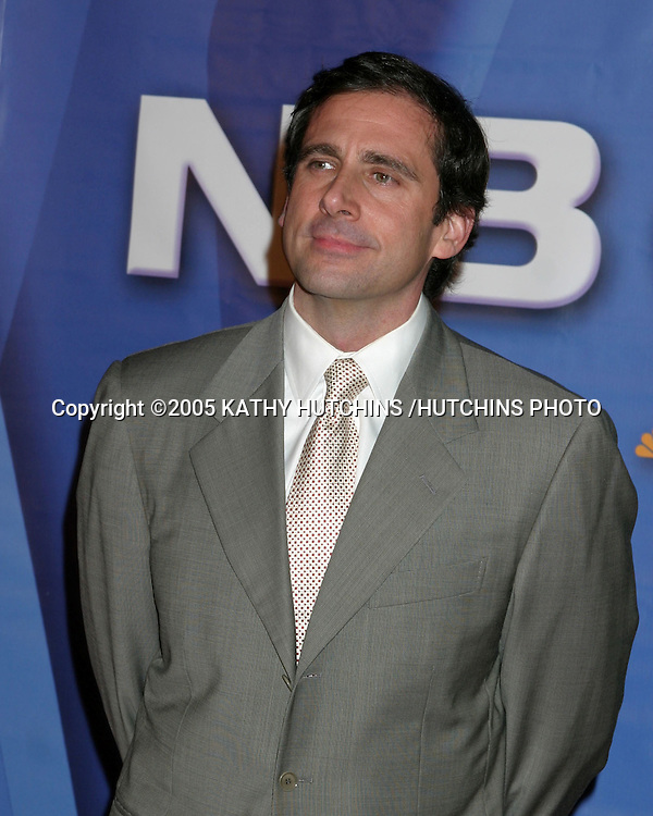 ©2005 KATHY HUTCHINS /HUTCHINS PHOTO.NBC/ UNIVERSAL TELEVISION CRITICS ASSOC.PARTY.UNIVERSAL CITY, CA.JANUARY 21, 2005..STEVE CARELL
