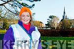 Stella O'Shea from Tralee, who was diagnosed with stage 3 bowel cancer in 2015, began attending Tralee town park runs and is pictured here last Sunday morning ahead of the Junior park run as Run Director.