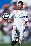 Sergio Ramos of Real Madrid in action during the La Liga 2017-18 match between Getafe CF and Real Madrid at Coliseum Alfonso Perez on 14 October 2017 in Getafe, Spain. Photo by Diego Gonzalez / Power Sport Images