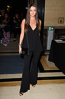 Kendall Rae-Knight<br /> front row at the Ashley Isham London Fashion Week SS18 catwalk show, London<br /> <br /> ©Ash Knotek  D3431  14/09/2018