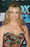 WEST HOLLYWOOD, CA - JULY 23: Fiona Gubelmann arrives at the FOX All-Star Party on July 23, 2012 in West Hollywood, California. / NortePhoto.com<br />