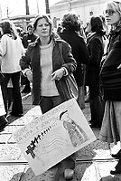 - women's demonstration for the abortion (Milan, 1976)<br />