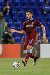Majid Hosseini of Trabzonspor during UEFA Europa League match between Getafe CF and Trabzonspor at Coliseum Alfonso Perez in Getafe, Spain. September 19, 2019. (ALTERPHOTOS/A. Perez Meca)