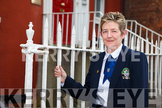 Siobhan O'Mahoney from Monavally is the first woman and the first Kerry person to win the Irish Soccer Referees Society's Person of the Year award.