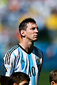 Lionel Messi (ARG), JULY 1, 2014 - Football / Soccer : FIFA World Cup Brazil 2014 Round of 16 match between Argentina 1-0 Switzerland at Arena de Sao Paulo in Sao Paulo, Brazil. (Photo by D.Nakashima/AFLO)