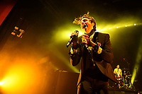 NOV 10 Mika performing at Shepherd's Bush Empire in London.