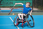 Lawn Tennis Association event at Heath Park, Cardiff.<br /> 17.07.17<br /> &copy;Steve Pope - Fotowales