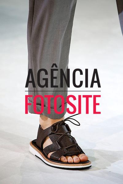 MIlao, Italia &ndash; 06/2014 - Desfile de Giorgio Armani durante a Semana de moda masculina de Milao - Verao 2015. <br /> Foto: FOTOSITE