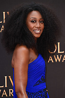 Beverley Knight<br /> arriving for the Olivier Awards 2019 at the Royal Albert Hall, London<br /> <br /> ©Ash Knotek  D3492  07/04/2019