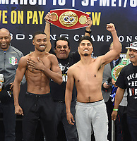 3/15/19 - Dallas: Fox Sports PBC Pay-Per-View - Spence vs Garcia