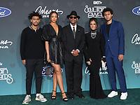17 November 2019 - Las Vegas, NV - Jimmy Jam. 2019 Soul Train Awards Red Carpet Arrivals at Orleans Arena. Photo Credit: MJT/AdMedia