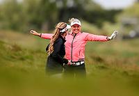 Brooke Henderson.<br /> McKayson NZ Women's Golf Open, first Practice Round, Windross Farm Golf Course, Manukau, Auckland, New Zealand, Monday 25 September 2017.  Photo: Simon Watts/www.bwmedia.co.nz