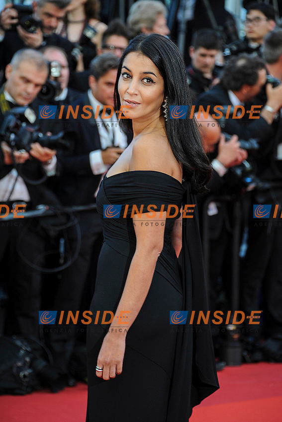 LEILA BEKHTI<br /> Festival di Cannes 2016 <br /> Foto Panoramic / Insidefoto