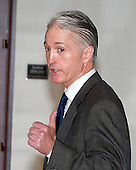 United States Representative Trey Gowdy (Republican of South Carolina), Chairman of a US House Select Committee to investigate the 2012 Benghazi attack, walks away after answering reporter's questions as he arrives in the US Capitol in Washington, DC on Friday, September 4, 2015 to preside over the deposition of Jake Sullivan.<br /> Credit: Ron Sachs / CNP<br /> (RESTRICTION: NO New York or New Jersey Newspapers or newspapers within a 75 mile radius of New York City)