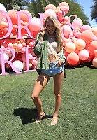 INDIO, CA - April 14: Romee Strijd, At Victoria's Secret Launch &quot;Sexy Little Things&quot; At Coachella Valley  In California on April 14, 2017. <br /> CAP/MPI/FS<br /> &copy;FS/MPI/Capital Pictures