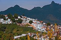 Favela em Santa Teresa. Rio de Janeiro. 2010. Foto de Luciana Whitaker.